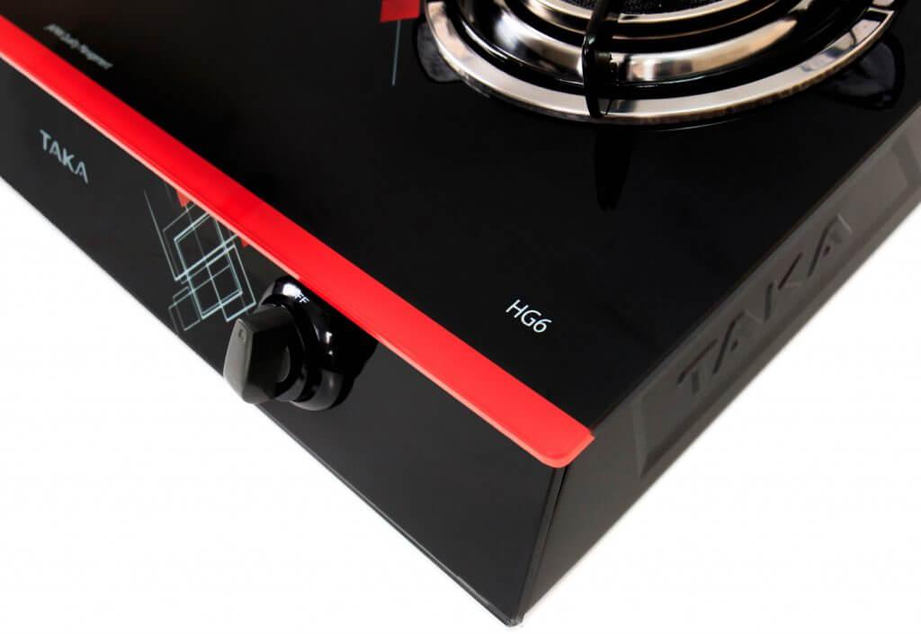 Mặt kính có khả năng chịu lực do trọng lượng của nồi đun nấu đè xuống, chịu nhiệt do bếp nấu tỏa ra