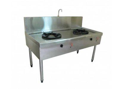 Bàn bếp gas công nghiệp