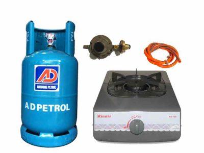 Bộ bếp gas đơn Rinnai RV 150 G