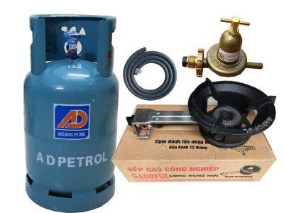 Bộ Bếp Gas Công Nghiệp Gadufun